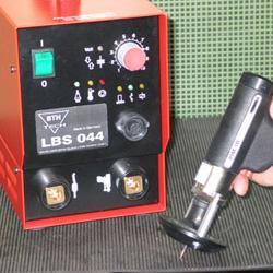 Villapiikkien hitsauslaite LBS-044 villapiikki hitsaus teknoexpertit maahantuonti kondensaatoripurkaus
