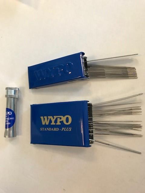 101023A Puhdistusneulasarja WYPO, standard+